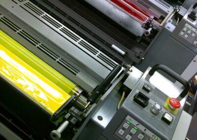 Printing Press Movers