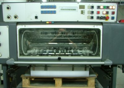 Printing Press Repairs